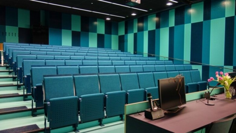 Lecture hall Ingesahlen in campus Solna
